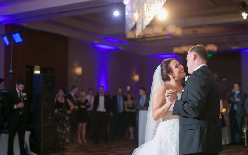 Nicole & Tyler: Westin Hotel Wedding, Virginia Beach
